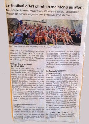 2015 07 22 ouest france