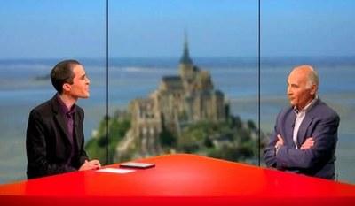 Zoom - Caridad : Le Mont Saint-Michel, un site touristique et…spirituel